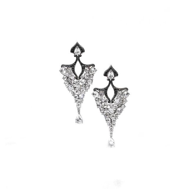 DIAMOND RUMI EARRINGS