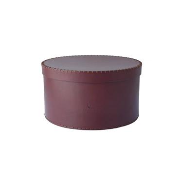 Large Round Box