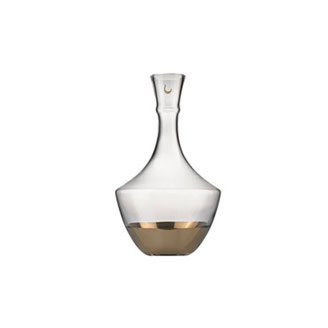 PLATINUM BAND  CARAFE
