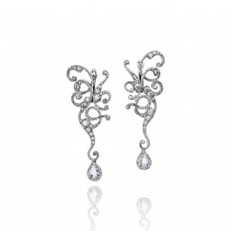 RUMI DIAMOND EARRINGS