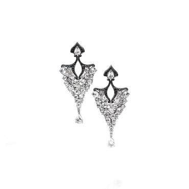 Diamond Rumi Earrings