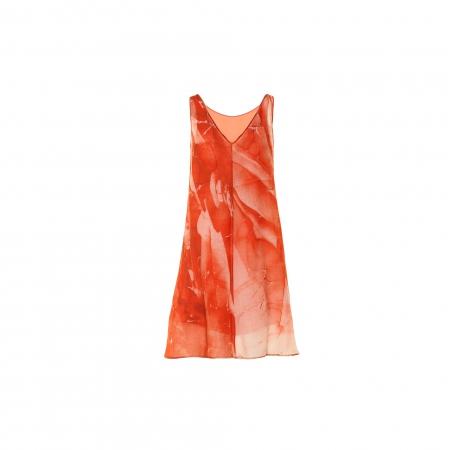 Ebru Desen Kolsuz Yün Elbise