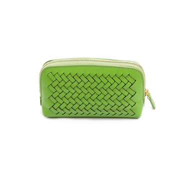 Knitted Mini Make-Up Bag