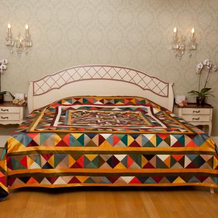 Patchwork Bedspread