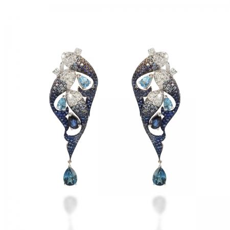 Pearl Mullet Earring
