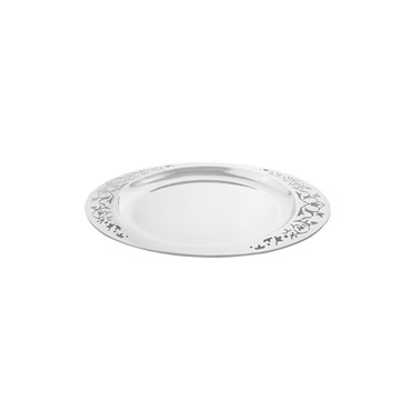 Pierced Oval Tray Medium
