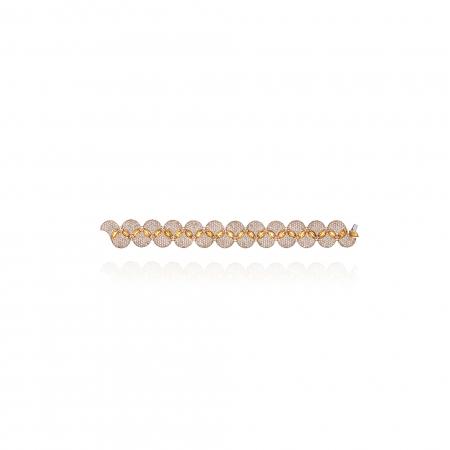 Yellow Sapphire Bracelet
