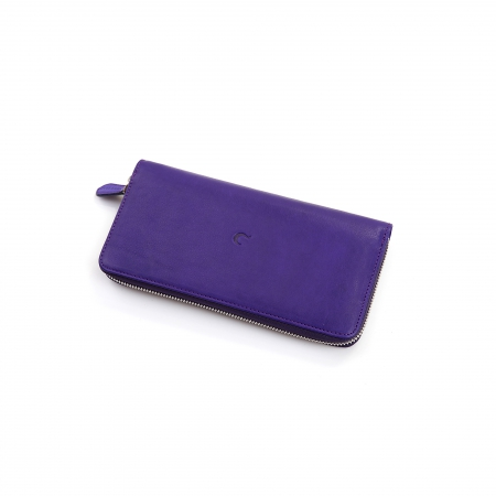 Zippered Ladies Wallet