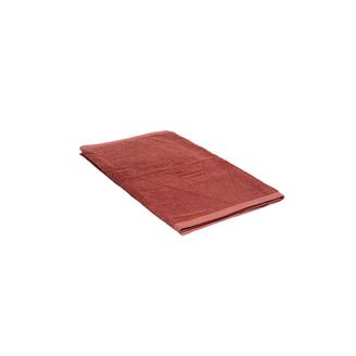 NATURAL DYED TOWEL BATH MAT