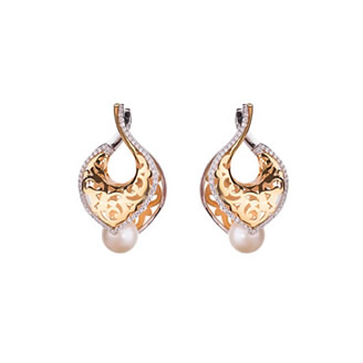 PEARL RUMI EARRINGS