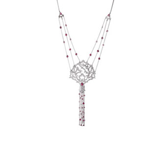 RUBY HATAYI NECKLACE