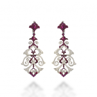 RUBY RUMI EARRINGS
