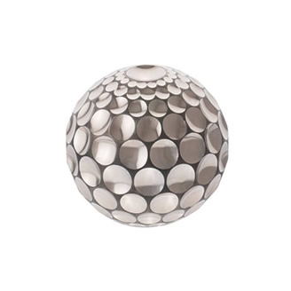 SPOTTED SPHERE DECORATIVE MEDIUM