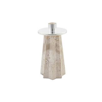 STAR CANDLE HOLDER TALL