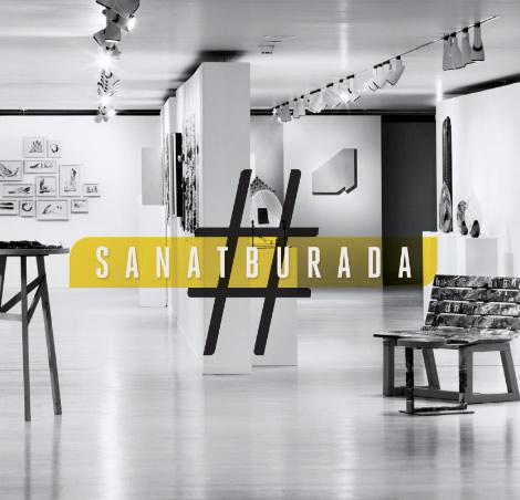 #sanatburada