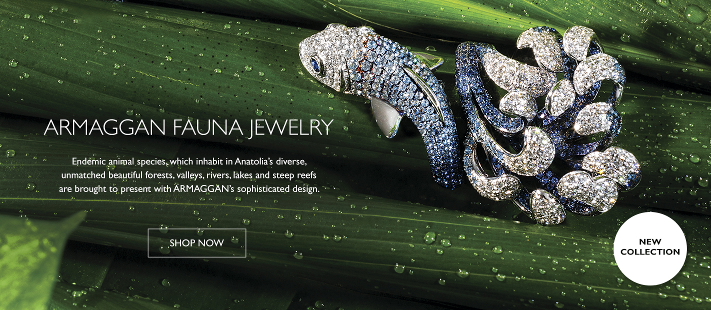 ARMAGGAN FAUNA JEWELRY COLLECTION