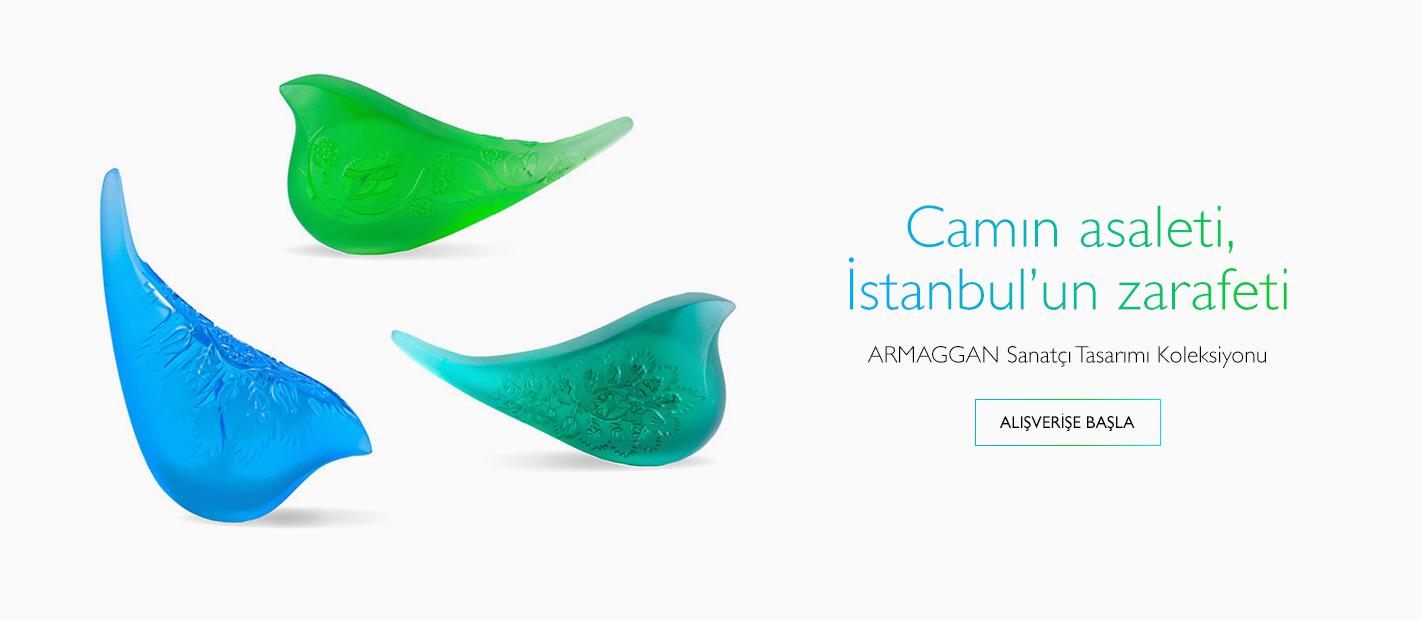 CAMIN ASALETİ, İSTANBUL'UN ZARAFETİ