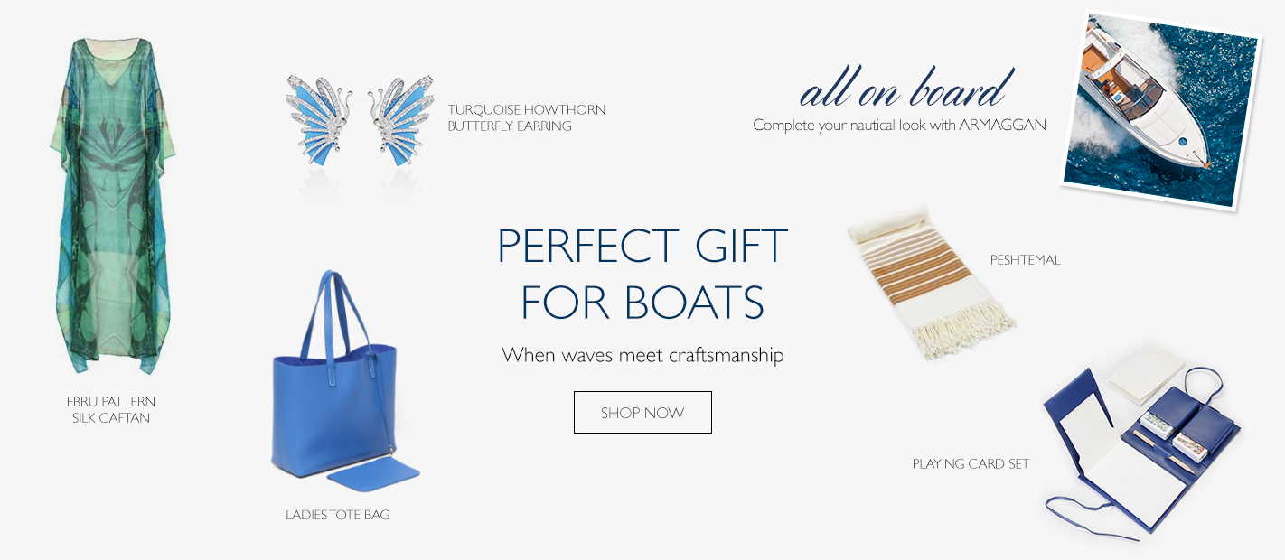 PERFECT GIFT FOR BOATS